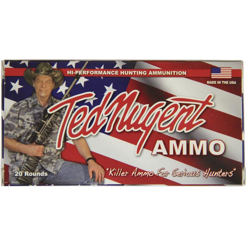 AmmoMart   .223 Remington Ted Nugent 70gr Barnes TSX - 20 ...