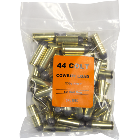 Picture of .44 Colt Overstock Ammo 230gr LRNFP - 50 Rounds
