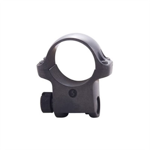 """Picture of Ruger 5B Rings 1""""  High 1.062 Height Blue"""