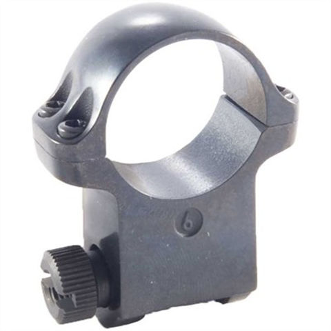"""Picture of Ruger 6B Rings 1""""  X-High 1.187 Height Blue"""