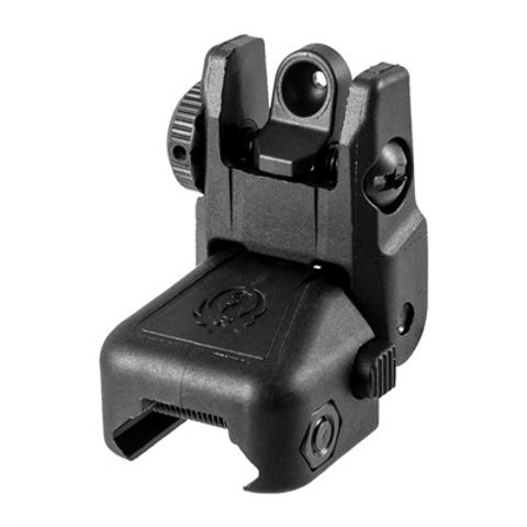 Picture of Ruger Rapid Deploy Rear Sight Picatinny Style