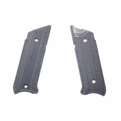 Picture of Pachmayr G10 Grip for Ruger MKVI Grip Gray/Black Checkered