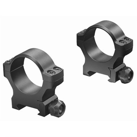 Picture of Leupold BackCountry Cross-Slot 30mm Low Rings Matte