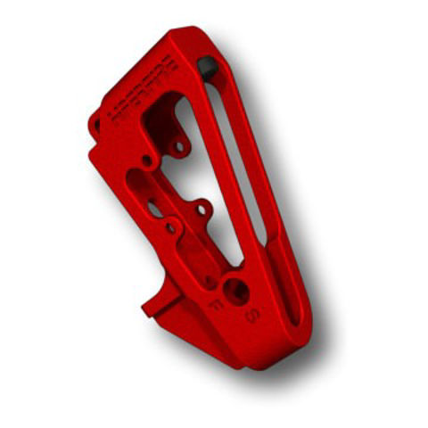 Picture of AR-15/10 HIPERTRAIN~ Trigger Demonstrator Red