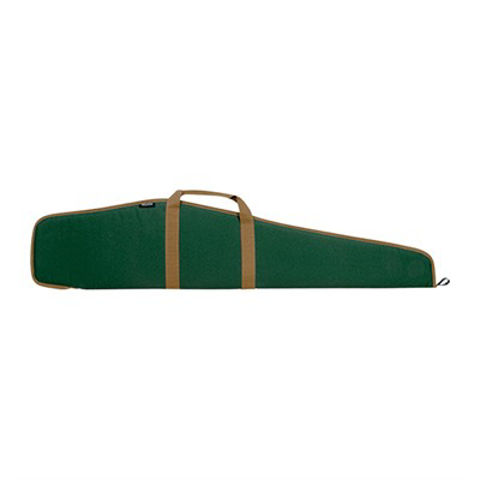 Picture of Bulldog Pit Bull Rifle Case Green W/Tan Trim 52 in