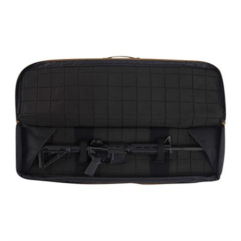 Picture of Bulldog Double Tactical Rifle Case Black 43 in