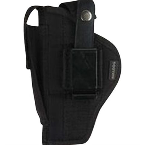 Picture of Bulldog Belt/Clip Ambi Holster Black 3-4 in bbl