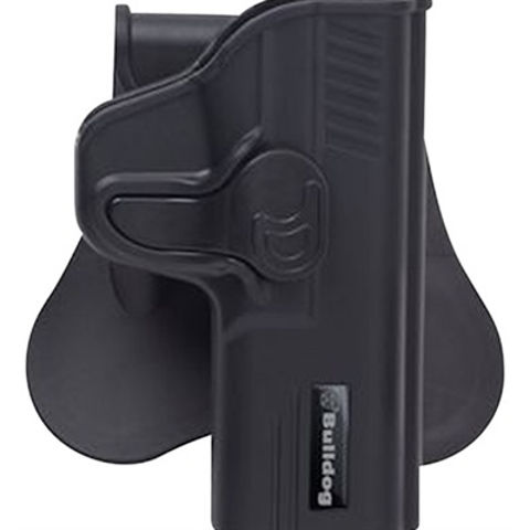 Picture of Bulldog Rapid Release Holster GL 19,23 & 32 blk