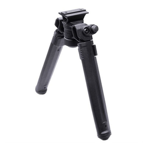"""Picture of ARMS 17S Style Bipod Black 6.3-10.3"""""""