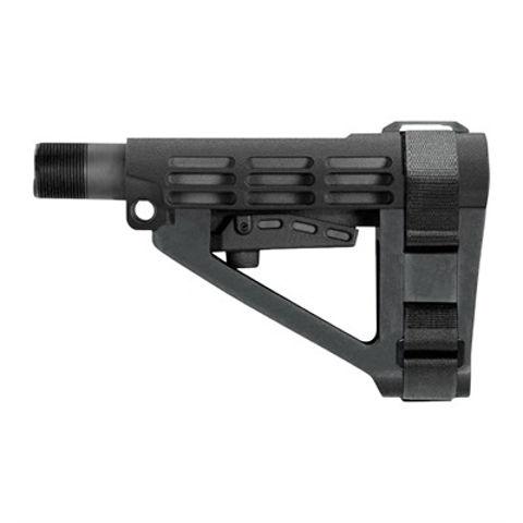 Picture of SBA4 5-Position Adjustable Brace w/ 6-Pos Carbine Ext Blk