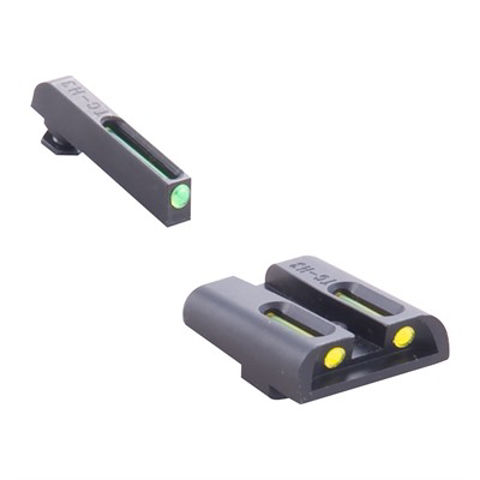 Picture of T.F.O. Green Frt/Yell Rear Glock 17,17L,19,22,23,24