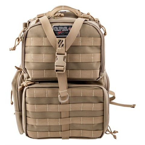Picture of GPS-T1612BPT TACT RANGE BACKPACK-TAN