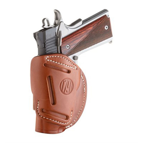 Picture of 4 Way Holster Classic Brown RH size 1