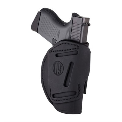 Picture of 4 Way Holster Stealth Black RH size 4