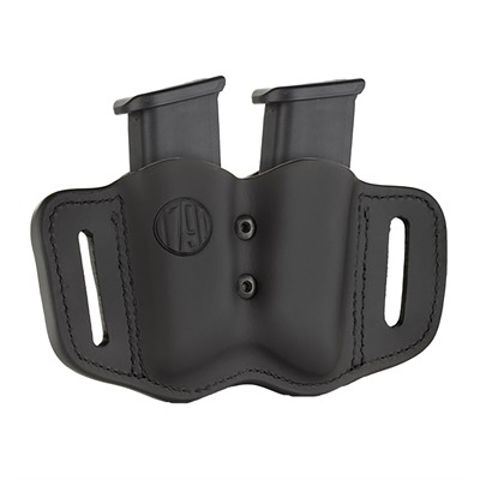 Picture of Double Stack Adjustable Magazine Holster Stealth Black