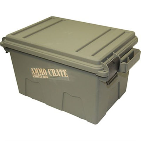 """Picture of Ammo Crate 17.2 x 10.7 x 9.2"""" Army Green"""