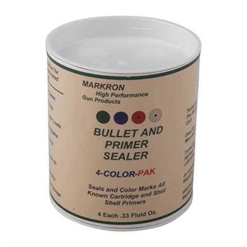 Picture of Markron Primer Sealer 4 Color Pack