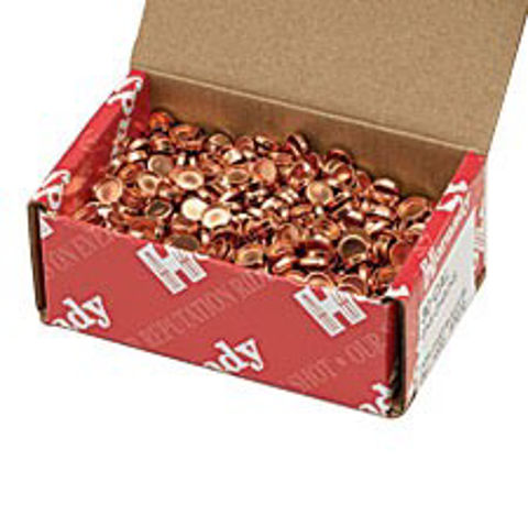 Picture of Hornady 25 Cal Gas Checks 1000/bx