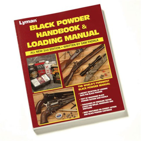 Picture of Lyman Book Black Powder 2nd Edition