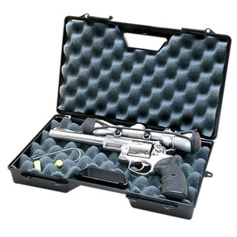 Picture of MTM  Pistol Handgun Case Single up to 8.5in Revolver