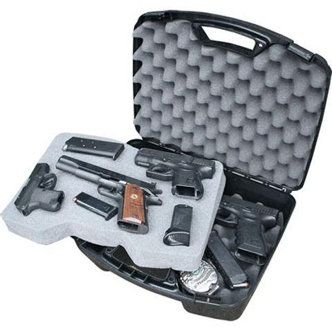 Picture of MTM  4 Pistol Handgun Case up to 8.5in Revolver