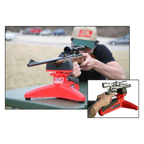 Picture of MTM  Front Rifle Rest - Ideal Shooting Rest for Rifle Shotgun Han