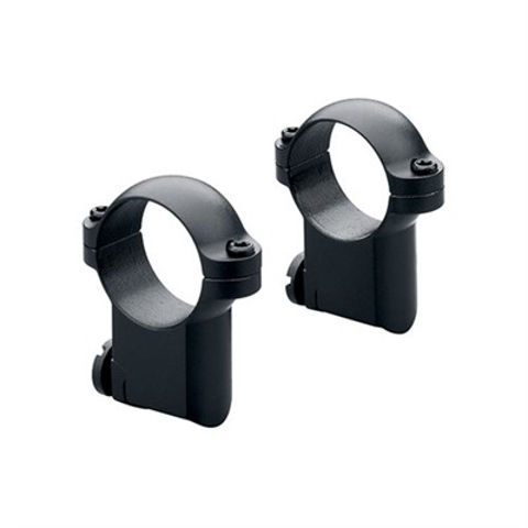 "Picture of Leupold RM Ruger #1&77/22 1""  High Ext. Ringmounts-Matte"