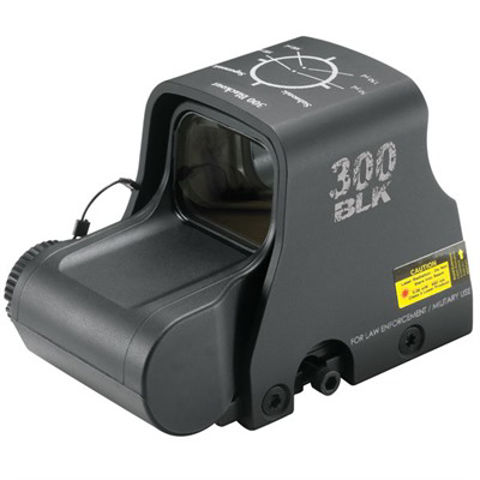 Picture of Eotech XPS2-300 300 Blackout Reticle
