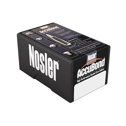 Picture of Nosler AccuBond Bullets 9.3mm 250gr Spitzer w/ Cann. 50/bx
