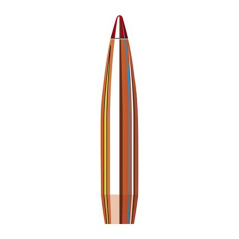Picture of Hornady Bullets 22 cal .224 88gr ELD Match 100bx