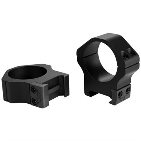 Picture of Warne 30mm Fixed Medium Matte Rings