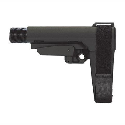 Picture of SBA3 Pistol Stabilizing Brace 5-Position Adj Stealth Grey