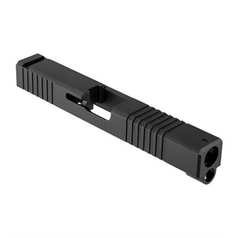 Picture of 19LS EXT SLIDE IRON SIGHTS F&R CUTS