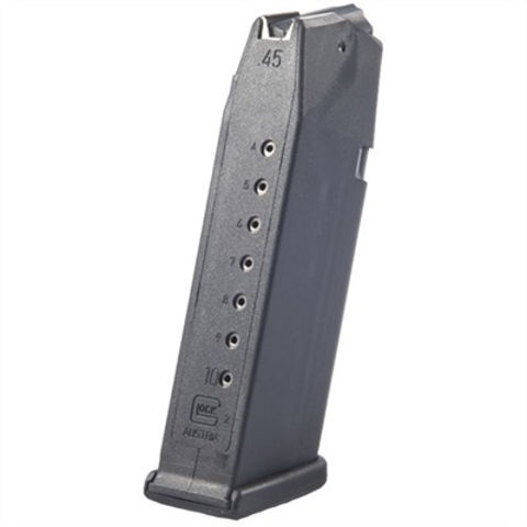 Picture of Glock 21 Magazine 45 ACP 10rd