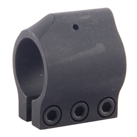 Picture of Varmint Rifle GasBlock Alum ClampOn 936 Bore Dia Super Match Bull