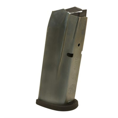 Picture of SW M&P Magazine, .45 Auto, Compact, 8 Round Black base plate