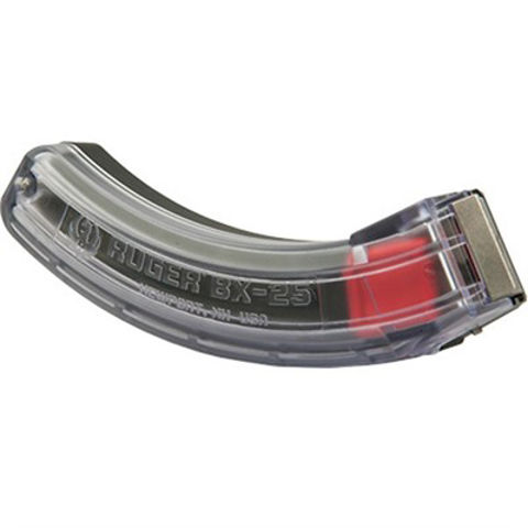 Picture of Ruger BX-25 Clear Sided 25rd Magazine