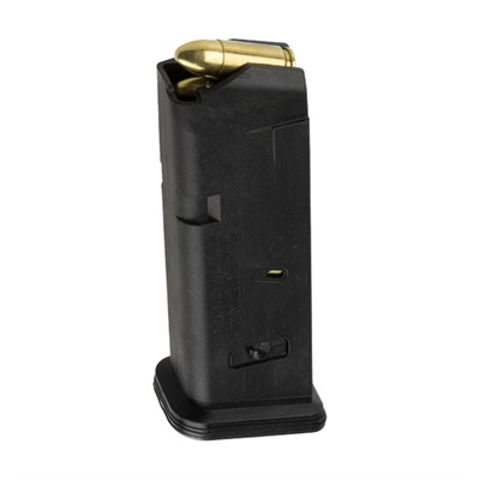 Picture of G19 PMAG GL9 Magazine 9x19 10rd Polymer Blk