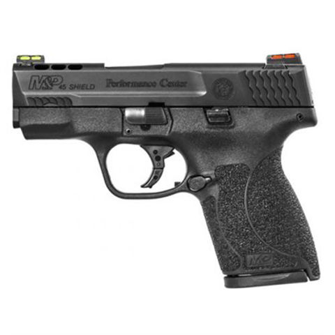 """Picture of S&W M&P9 Shield 3.1"""" bbl HV Sights 7rd & 8rd Mags TS"""
