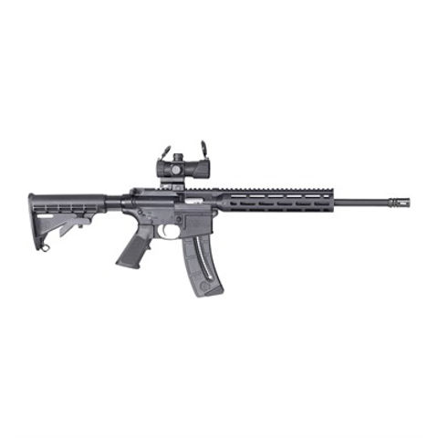"""Picture of M&P15-22 Sport OR 16.5"""" bbl 25rd w/red-green dot optic"""