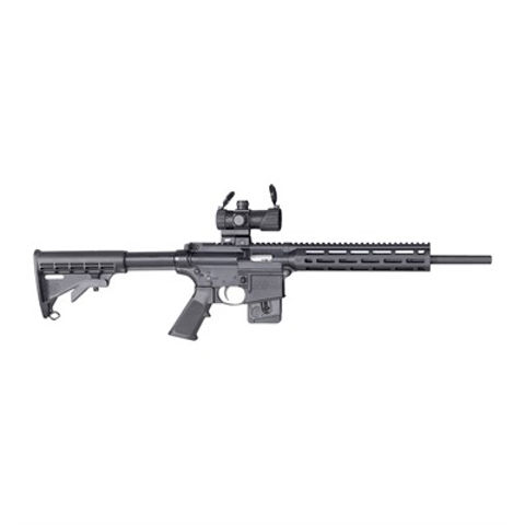 """Picture of M&P15-22 Sport OR 16.5"""" bbl 10rd w/red-green dot optic fixed"""