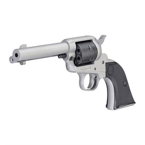 Picture of Ruger Wrangler 22lr 6rd Silver