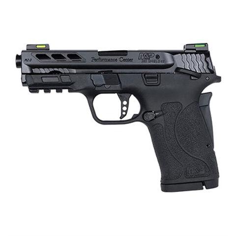 "Picture of S&W M&P380 Shield EZ M2.0 3.8"" 8rd Black bbl"
