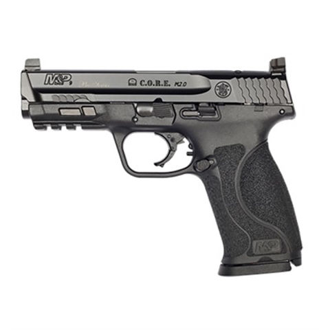 """Picture of M&P9 9mm 4.22"""" Pro Core NTS NMS"""
