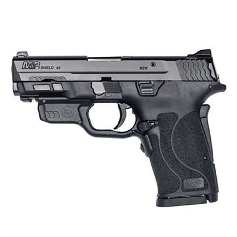 Picture of M&P9 SHIELD EZ M2.0 NTS CT LG RED