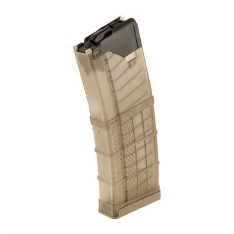 Picture of L5Awm 30Rd Mag Trans Dark Earth