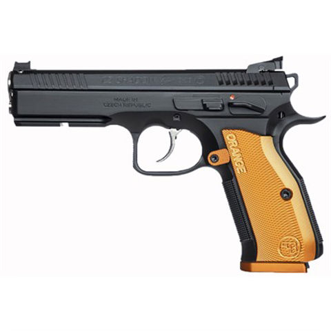 Picture of CZ Shadow 2 Orange 9mm 4.89 in bbl 17rd