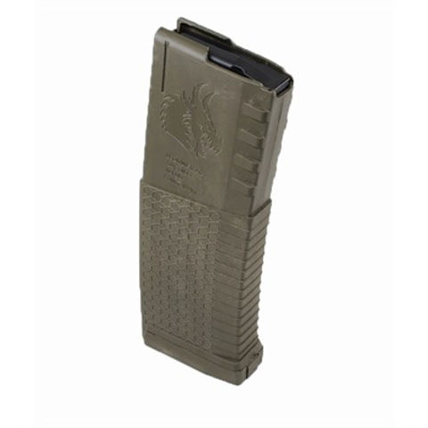 Picture of .50 Beowulf Magazine 10-rd Polymer OD Green