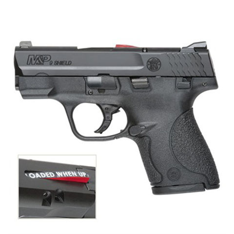 """Picture of Smith & Wesson M&P Shield 9mm 3.1""""  Bbl CA Compliant"""