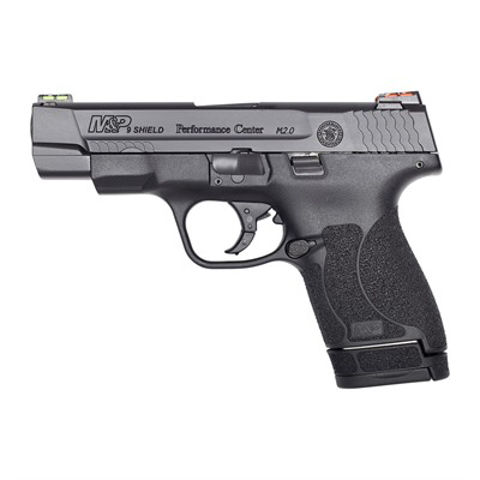 "Picture of S&W M&P9 Shield M2.0 PC 4"" bbl 7rd & 8rd Mags NTS"